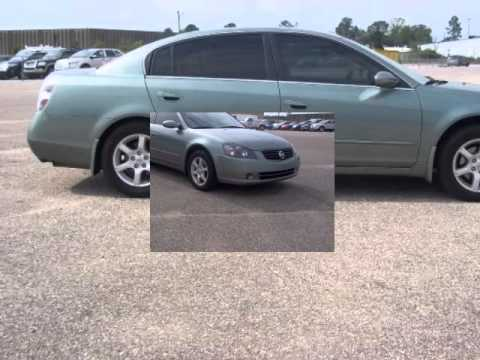 2005 NISSAN ALTIMA 2.5 S GREAT GAS MILEAGE CLEAN CAR Mobile Pensacola FL  Florida