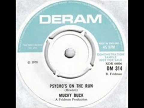 Mucky Duck - Jefferson & Psychos on the Run (A and B side)