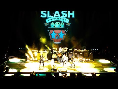 SLASH – Living The Dream Tour – Berlin, 04.03.19 – Mind Your Manners (4K)