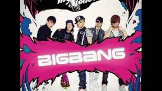 Big Bang-Emotion