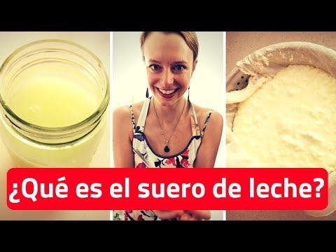 SUERO DE LECHE  - beneficios y usos en la fermentación