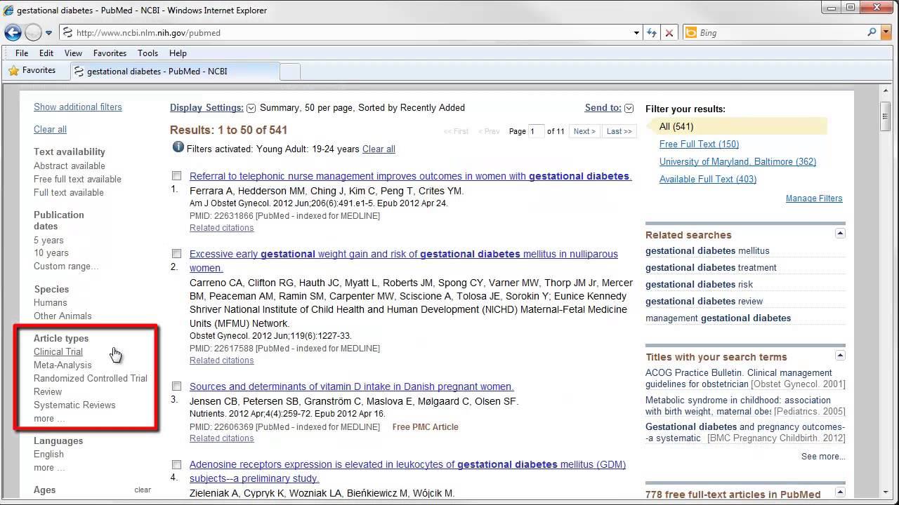PubMed Video Thumbnail