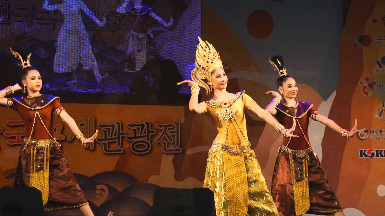 Traditional dance of Thailand