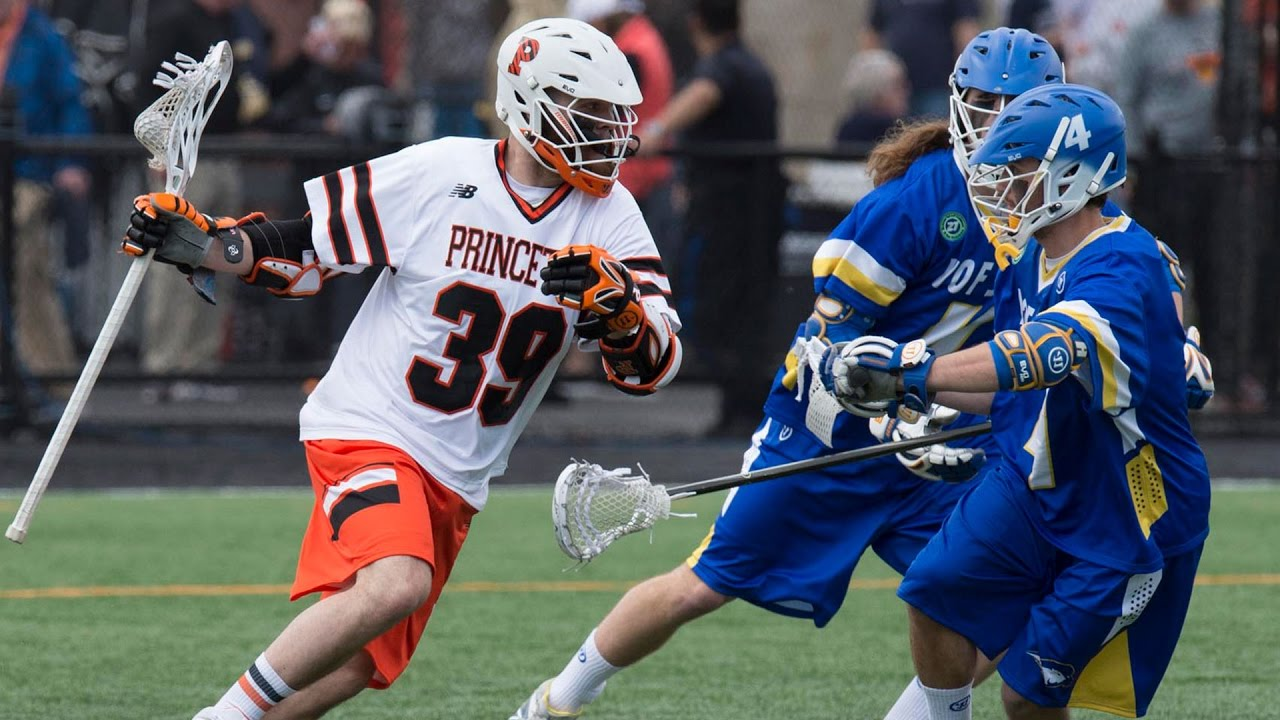 Men's Lacrosse Highlights: Princeton vs. Hofstra - 2/25/17 ...