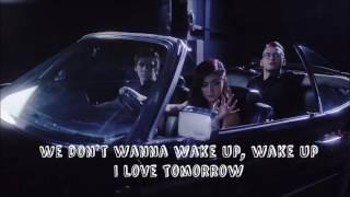 [Japan Bonus Track] Against The Current - Steal The Night (Lyric Video)
