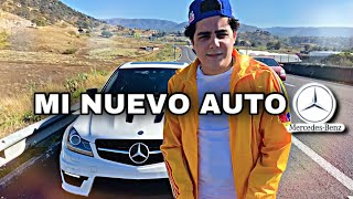MI NUEVO AUTO | MERCEDES BENZ | MARKITOS TOYS