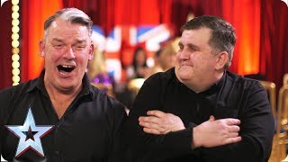 Can The Singing Cabbies hit the right notes? | Auditions | BGMT 2019