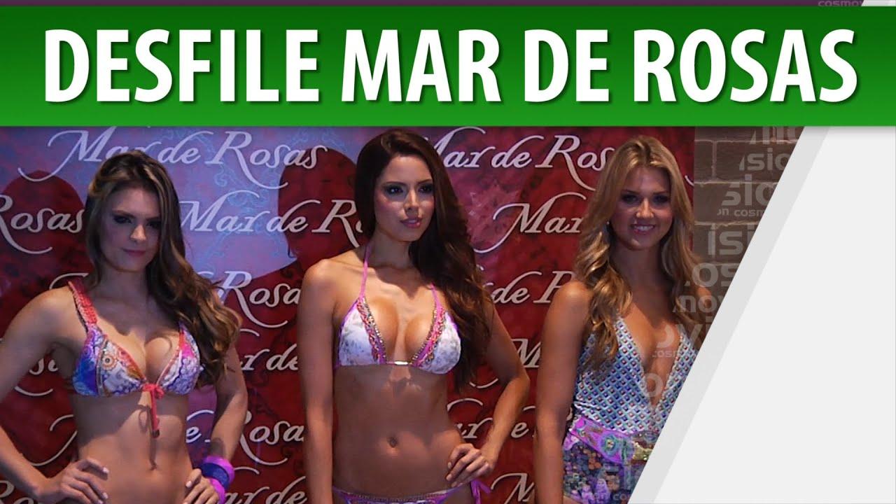 a5b9858b6cd5 Desfile Mar de Rosas / Tendencias de moda by Nos cogió la noche Cosmovision