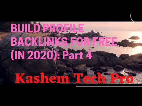 part-4:profile-backlinks-bangla-tutorial।profile-backlink|backlinks-seo-tutorial-2020#banglatutorial