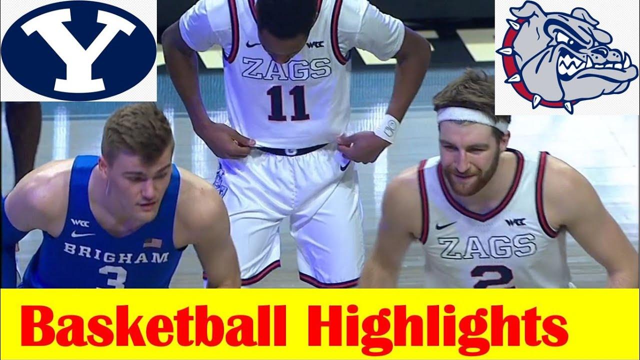 Download BYU vs Gonzaga Basketball Game Highlights, 2021 WCC Tournament Championship
