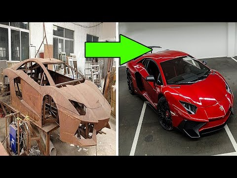 Thumbnail: 5 COOLEST HANDMADE CARS