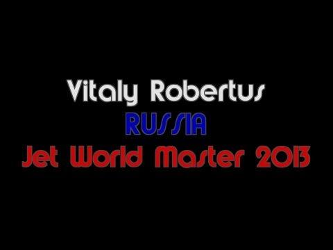 Vitaly Robertus Show Flight  JET WORLD MASTER 2013 in Switzerland