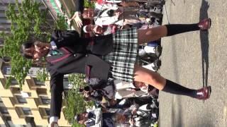 【KAGAJO☆4S 17】JUMP!@2013-4-28 第39回「野毛大道芸」 2013年4月28日...