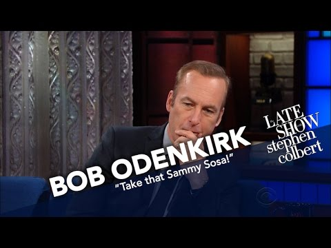Bob Odenkirk Introduced