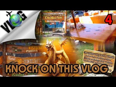 EVERYTHING IS WOOD !!   Visiting VILLA GENERAL BELGRANO, CÓRDOBA   Travel Vlog Part 4   itsLean #57