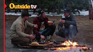 Adam Glick Cooks a Mean Applewood Pork Loin | Stoked