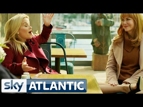 Big Little Lies: Exclusively on Sky Atlantic from March 2017.