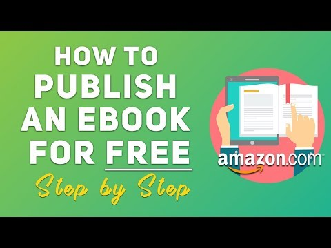 How to Publish an eBook for Free in 2017 – Step by Step Guide