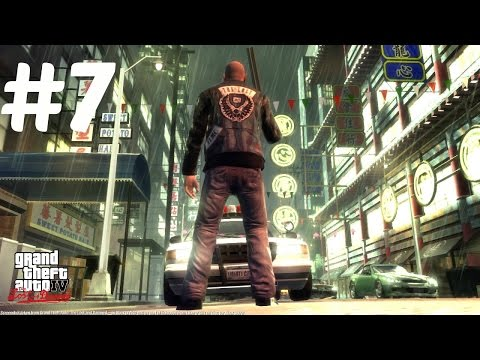 Grand Theft Auto IV: The Lost And Damned Walkthrough Episode 7 | BAD BOYS DOWN!