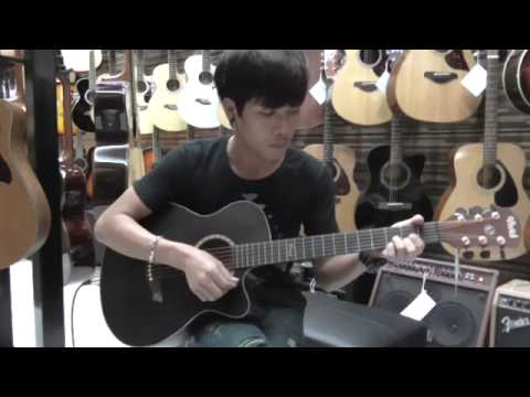 Guitar Vivid รุ่น v-336 E by veemusic