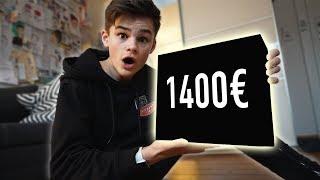 Fan macht mir 1400€ Geschenk... | Oskar