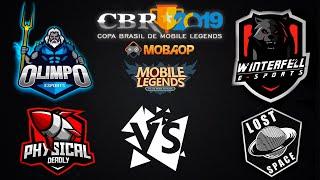 Semi-final da COPA BRASIL 2019