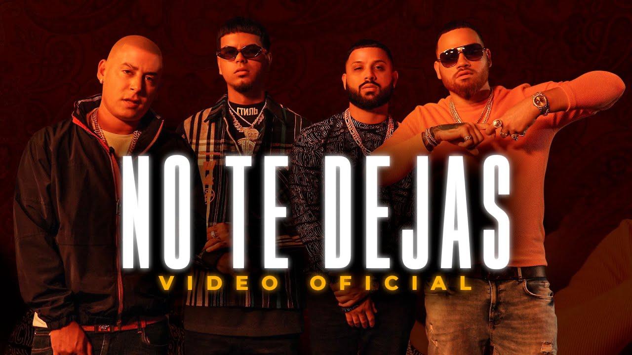 "Download Miky Woodz, Alex Rose & Cosculluela & D-Note ""The Beatllionare"" - No Te Dejas (Video Oficial)"
