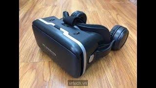 Mở hộp và đánh giá kính thực tế ảo VR Shinecon 2017 - Lite Plus [Phiên bản sửa lỗi VR Shinecon 2016]
