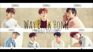 BTOB - Way Back Home [Female Version]