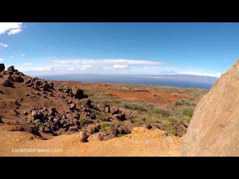 Garden of the Gods - Lanai, Hawaii