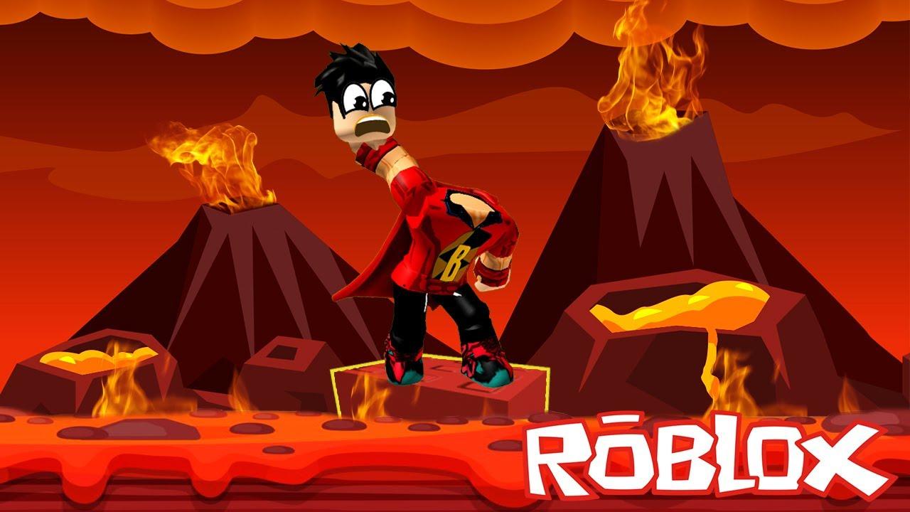 LAV YÜKSELİYOR!! 🔥 DÜŞERSEN ÖLERSİN - Roblox The Floor Is LAVA!