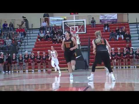 Wartburg Women's Basketball vs. Simpson (Feb. 3, 2018)