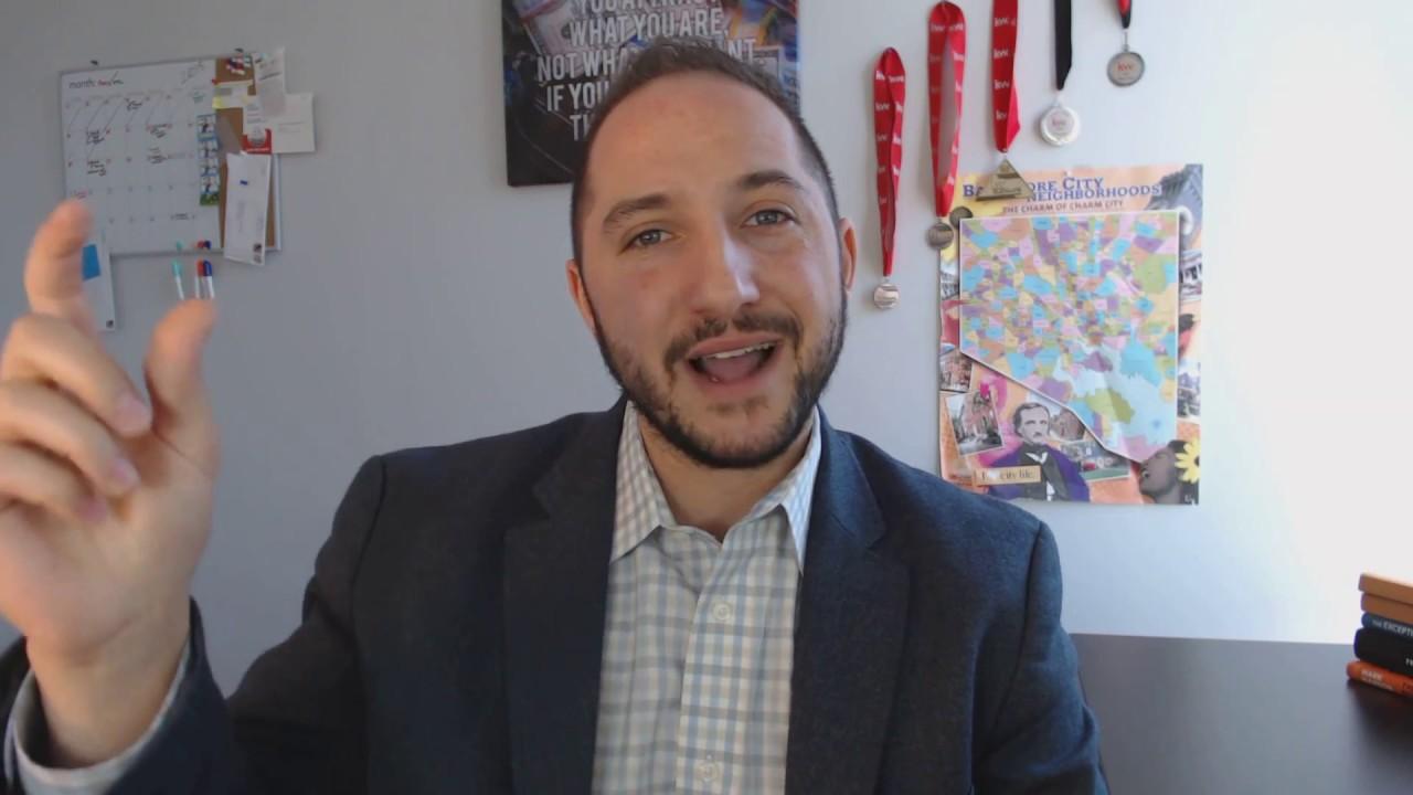 Realtor MD Jonathan Kirk Explains Baltimore Maryland Real Estate Market Trends.