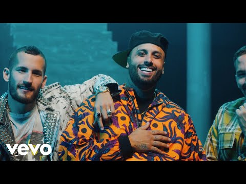 Mau y Ricky ft Nicky Jam - Bota Fuego ( Video Oficial )