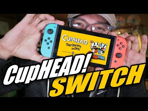 CupHEAD: Game Por el que NO VENDERIA Nintendo SWITCH [By JAPANISTECH]