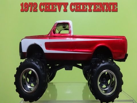 1972 CHEVY CHEYENNE PICK UP TRUCK REVIEW