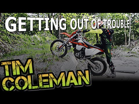 Tim Coleman Getting Out Of Trouble