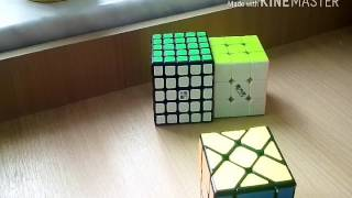 Tutorial: fisher cube