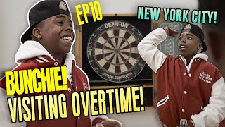 """You Met Oprah!?"" 13 Year Old Prodigy Bunchie Young Visits Overtime Office & Gets NFL Internship!?"