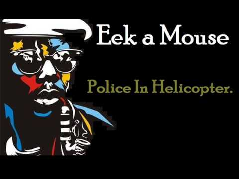 eek a mouse police in helicopter