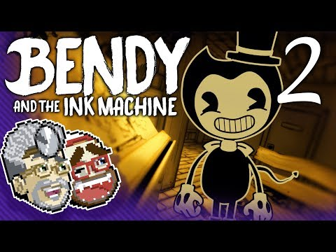 MUSICAL SCARES   Bendy and the Ink Machine [#2]   Press On