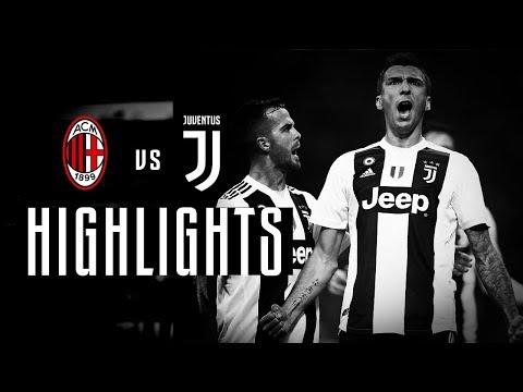 HIGHLIGHTS: AC Milan vs Juventus - 0-2 | Juve conquer the San Siro!