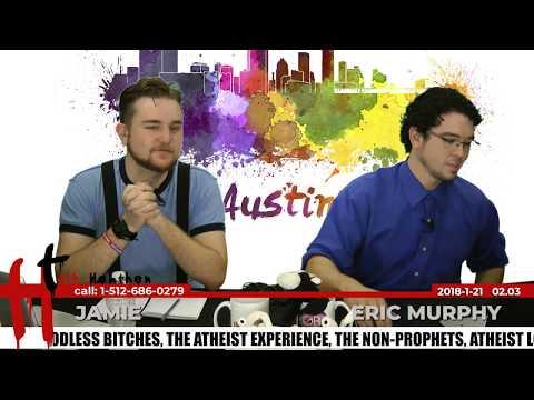 Talk Heathen 02.03 with Eric Murphy and Jamie
