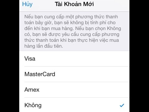 [SangMobile] – Hướng Dẫn Tạo ID Apple Miễn Phí Không Cần Visa – Đơn Giản – Chi Tiết – 2015 – 2016