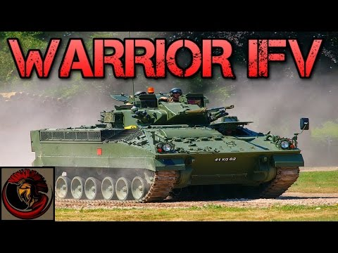 British Warrior IFV - Overview and Opinions