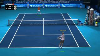 Top Spin 4 - Gameplay Becker vs Nadal