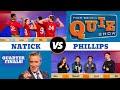 High School Quiz Show - Quarterfinal #3: Natick vs. Phillips (911)