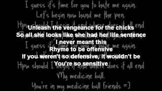 Eminem - Relapse - 10. Medicine Ball Lyrics