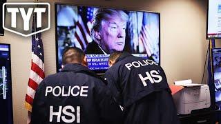 "ICE Enlisting Ex-CIA Agents For ""Counterterrorism Elicitation"""