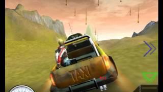 3D Kurtarıcı Taksi   3D OYUNLAR